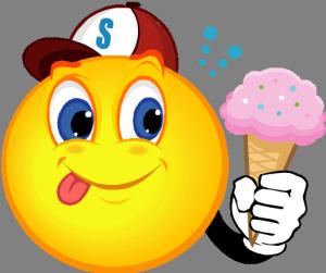 Friendly ice-cream service, in Portland Roads, Far North Queensland.