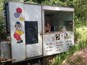 sandys treats icecream van